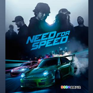 《極速快感》標準版 NEED FOR SPEED